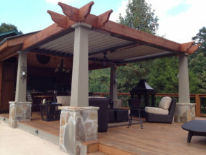 Flat Patio Roofing